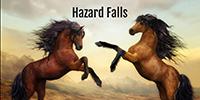 Hazard Falls Logo