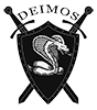 Deimos - Trident Security/Delta Force Team Crossover Logo